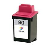 999inks Compatible Colour Lexmark 80 Standard Capacity Inkjet Printer Cartridge