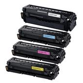 999inks Compatible Multipack Samsung CLT-K-Y503L 1 Full Set Laser Toner Cartridges