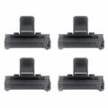 Compatible Quad Pack Samsung ML-1610D2 Black Laser Toner Cartridges