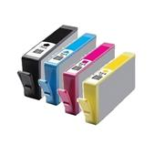 999inks Compatible Multipack HP 364XL 1 Full Set Inkjet Printer Cartridges