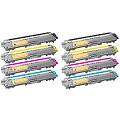 999inks Compatible Multipack Brother TN245 2 Full Sets Laser Toner Cartridges