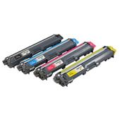 Compatible Multipack Brother TN230 1 Full Set Laser Toner Cartridges