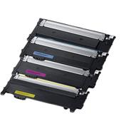 Compatible Multipack Samsung CLT-K404S 1 Full Set Laser Toner Cartridges