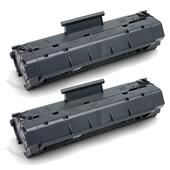 999inks Compatible Twin Pack HP 79A Black Laser Toner Cartridges