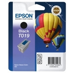 Epson T019 Black Original Ink Cartridge (Hot Ait Baloon) (T019401)