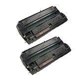 999inks Compatible Twin Pack Canon FX2 Black Laser Toner Cartridges
