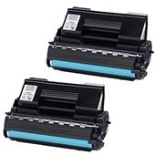 Compatible Twin Pack Xerox 113R00711 Black Laser Toner Cartridges