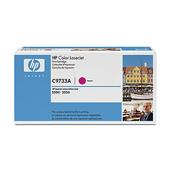 HP C9733A Magenta Original Toner Cartridge with Smart Printing Technology