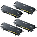 Compatible Quad Pack Brother TN3060 High Capacity Laser Toner Cartridges