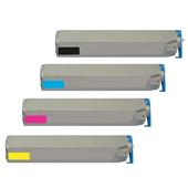 Compatible Multipack Xerox 016-1977-80 1 Full Set High Capacity Laser Toner Cartridges