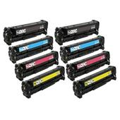 999inks Compatible Multipack HP 305X/305A 2 Full Sets Laser Toner Cartridges