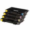 999inks Compatible Multipack Samsung CLP-510 1 Full Set High Capacity Laser Toner Cartridges