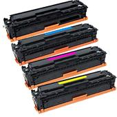 Compatible Multipack HP 410X 1 Full Set Laser Toner Cartridges