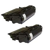 999inks Compatible Twin Pack Dell 593-11050 Black High Capacity Laser Toner Cartridges