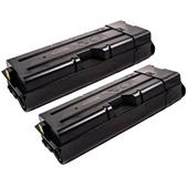 999inks Compatible Twin Pack Kyocera TK-6705 Black Laser Toner Cartridges