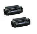 Compatible Twin Pack HP 10A Laser Toner Cartridges