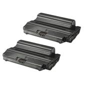 Compatible Twin Pack Samsung SCX-D5530A Black Laser Toner Cartridges