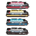 999inks Compatible Multipack HP 501A/503A Full Set Laser Toner Cartridges