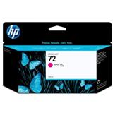 HP 72 Magenta Original High Capacity Ink Cartridge with Vivera Ink (C9372A)
