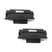 999inks Compatible Twin Pack Philips PFA-822 Black Extra High Capacity Laser Toner Cartridges