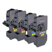 999inks Compatible Multipack Kyocera TK-5230K/Y 1 Full Set High Capacity Laser Toner Cartridges