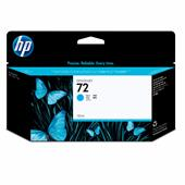 HP 72 Cyan Original High Capacity Ink Cartridge with Vivera Ink (C9371A)