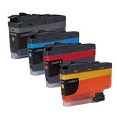 Compatible Multipack Brother LC3235XL 1 Full Set Inkjet Printer Cartridges