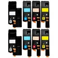 999inks Compatible Multipack Dell 593-11144-47 2 Full Sets Standard Capacity Laser Toner Cartridges