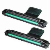 999inks Compatible Twin Pack Xerox 106R01159 Black Laser Toner Cartridges