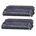 Compatible Twin Pack HP 74A Laser Toner Cartridges