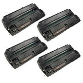 999inks Compatible Quad Pack Canon FX2 Black Laser Toner Cartridges