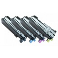 999inks Compatible Multipack Dell 593/10258/61 1 Full Set Laser Toner Cartridges