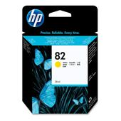 HP 82 Yellow Original Standard Capacity Ink Cartridge (28ml)