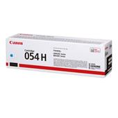 Canon 054H (3027C002) Cyan Original High Capacity Toner Cartridge
