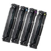 Compatible Multipack HP 203X 1 Full Set High Capacity Laser Toner Cartridges