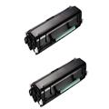 999inks Compatible Twin Pack Dell 593-11055 Black Laser Toner Cartridges