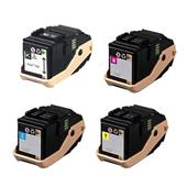 999inks Compatible Multipack Xerox 106R02598-601 1 Full Set Laser Toner Cartridges