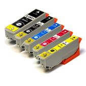 Compatible Multipack Epson T2621/34 1 Full Set Inkjet Printer Cartridges