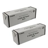 Canon 9436B002AA Black Original Laser Toner Cartridge Twin Back