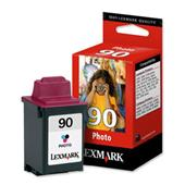 Lexmark No.90 Photo Original Ink Cartridge