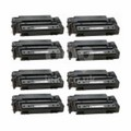 999inks Compatible Eight Pack HP 51X High Capacity Laser Toner Cartridges