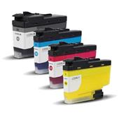 Compatible Multipack Brother LC3239XL 1 Full Set Inkjet Printer Cartridges