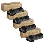 Xerox 106R03473-76 Full Set Standard Capacity Original Laser Toner Cartridges