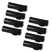 Compatible Eight Pack Xerox 106R02722 Black High Capacity Laser Toner Cartridges