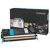 Lexmark C5222CS Cyan Original Toner Cartridge