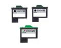 Compatible Multipack Lexmark 16/26 1 Full Set + 1 Extra Black Inkjet Printer Cartridges