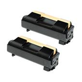 Compatible Twin Pack Xerox 106R01535 Black High Capacity Laser Toner Cartridges