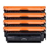 999inks Compatible Multipack Canon 040HBK/C/M/Y 1 Full Set High Capacity Laser Toner Cartridges