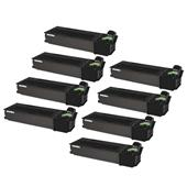 999inks Compatible Eight Pack Sharp MX-235GT Black Laser Toner Cartridges