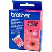 Brother LC800M Magenta Original Printer Ink Cartridge (LC-800M)